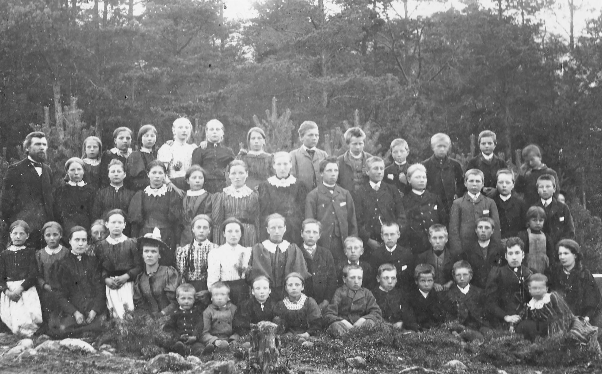 Ruste skule 1894