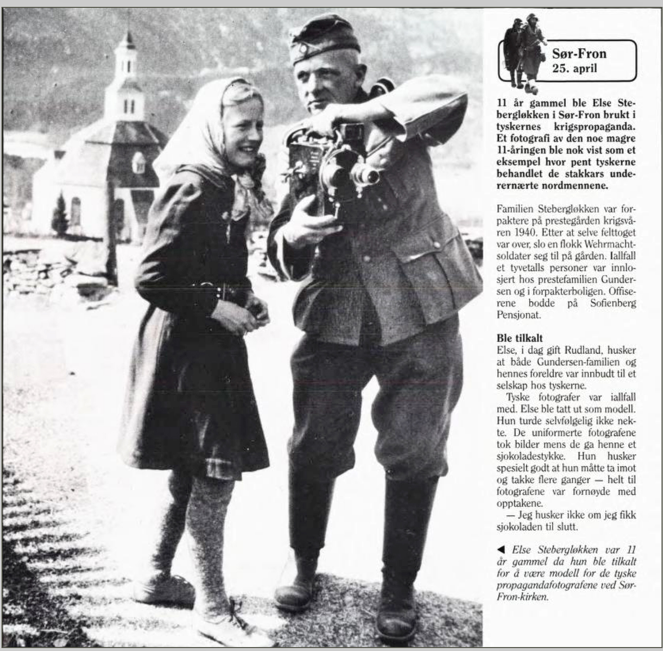 tysk propaganda
